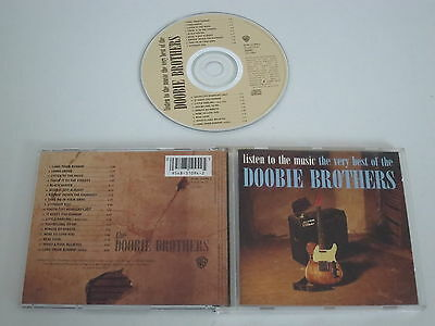 Doobie Brothers / Listen To The Music / Very Best Of( Wb 9548-3 1094-2) CD Album
