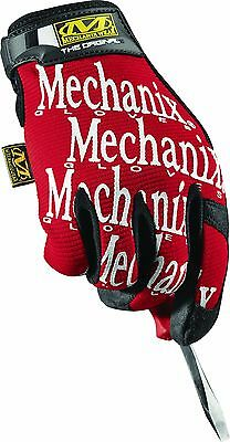 Mechanix Wear Original Red Gloves - Mg-02-008 - Small Only