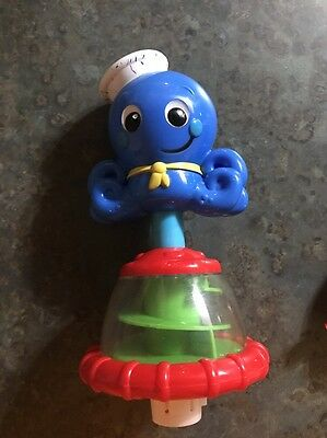 BABY EINSTEIN EXERSAUCER Neptune Activity Rhythm Reef REPLACEMENT PART OCTOPUS