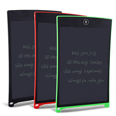 Auto Drawing Graphics Board Notepad JS Digital LCD Writing-Pad Tablet 2 Sizes