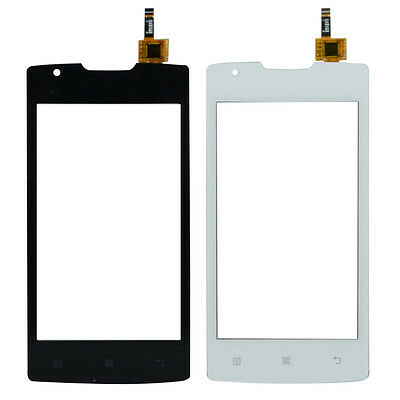"4"" Inch Replacement Touch Screen Digitizer Sensor Glass Panel For Lenovo A1000"