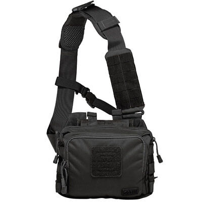 5.11 Tactical 2 Banger Unisex Bag - Black One Size