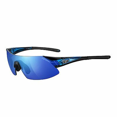 Tifosi Podium XC Podium Shield Sunglasses,Crystal Blue,143 mm