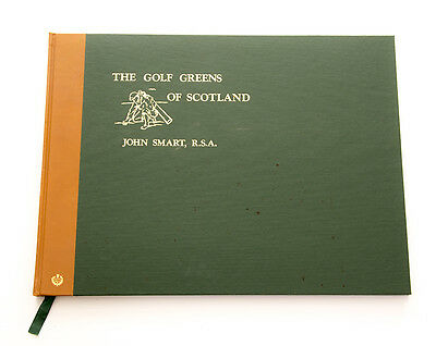 Golf Greens of Scotland by Smart & Aitkin