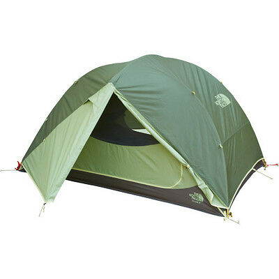 North Face Talus 3 Unisex Tent - Grey One Size