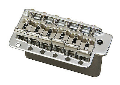 Gotoh GE101T Stratocaster Strat Tremolo Guitar Bridge • Chrome • Left Handed