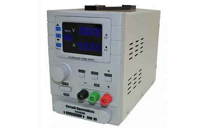 CSI 305DB 0-30V 0-5A Programmable DC Regulated Linear Bench Power Supply