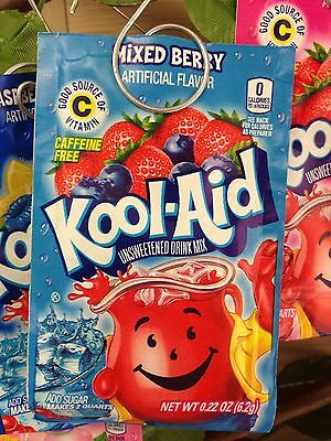 Kool-Aid  Wylers 20 PACKS of all Flavours  Unsweetened Soft Drink Shanez