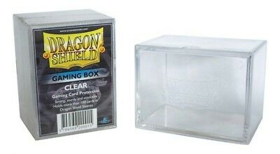 Dragon Shield - Gaming Box Clear - Karten Box