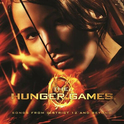 Various – The Hunger Games Songs From District 12 And Beyond Vinyl 2LP NEW