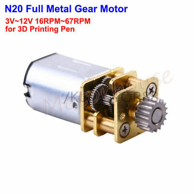 NEMA17 2-Phase 4-Wire Stepper Motor 5mm Shaft pulley RepRap CNC Prusa 3D printer