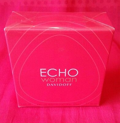 *Davidoff* ECHO - Woman - 30 ml - Eau de Parfum - Natural Spray *OVP*
