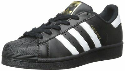 adidas Originals B23642 : Superstar Foundation J Casual Sneaker Big Kid Black