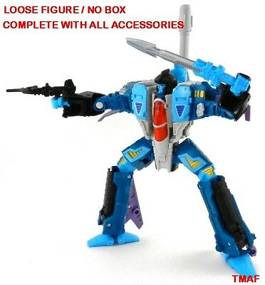 Transformers FALL OF CYBERTRON DOUBLEDEALER Voyager NO BOX LOOSE FIGURE In Stock
