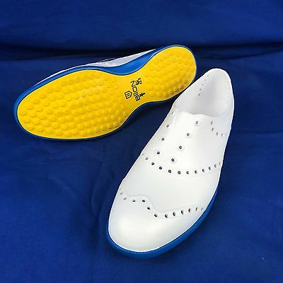 BIION Golf shoese Oxford Brights bllue white 1019 FEEL THE DIFFERENCE