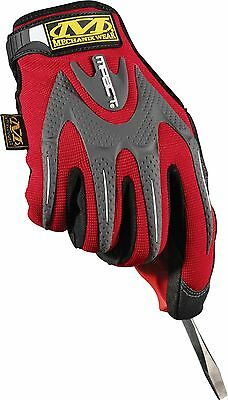 Mechanix Wear M-Pact Red Gloves - Mmp-02 M, L, Xl - Great For Holden Fans!