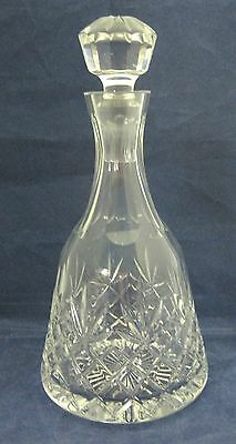 Lenox  Charleston Decanter Discontinued Pattern GREAT SHAPE! 11 1/2 Inches  SHP