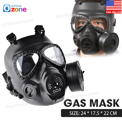 NEW Mask M04 Antivirus CS mask Gas Mask NBC Halloween Costume Black Color