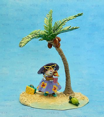 PARADISE ON EARTH by Wee Forest Folk, Mouse Expo 2017, Purple, Event Exclusive