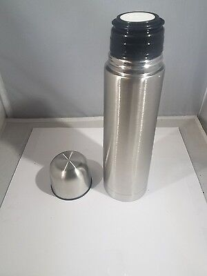 Stainless steel travel bottle power handy bottle hot &cold 0.5 L vacuum seamless