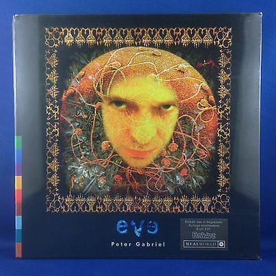 PETER GABRIEL: EVE (EXTREMELY RARE 1996 Interactive CD-ROM Collectors Box)