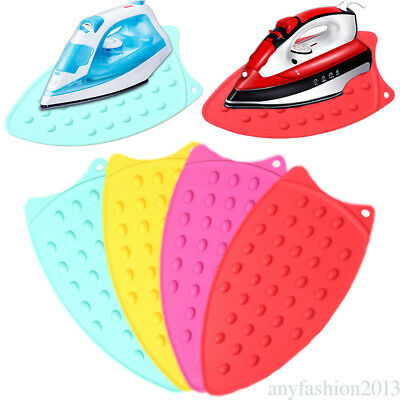 New Silicone Iron Rest Pad Ironing Board Heat Resistant  Hot sale CR4