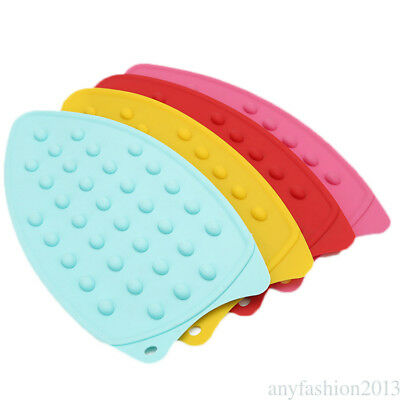 Silicone Iron Rest Pad Pading Board Résistant Mat Epaississement