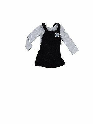 Girls Baby 2 Piece T-Shirt Shorts Dungarees Set Outfit Sparkle 12 Months - 7 Yrs