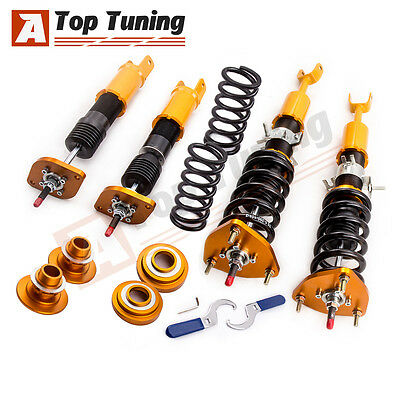 Coilovers For Nissan 350Z 03-08 Inifiniti G35 03-07 Shocks Absorber Adjustable