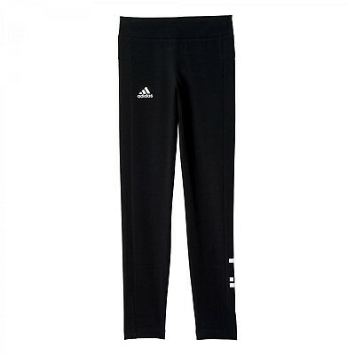 adidas Essentials Linear Tight Kinder Fitness Hose Sport Freizeit Leggings Kids