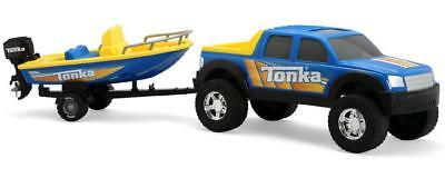 Tonka Off Road 4X4 Haulers Truck And Boat