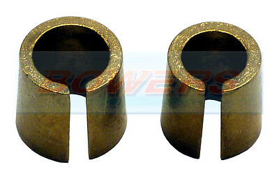 2 Japanese Jis Battery Terminal Post Adaptors Adapters Sleeves Positive Negative