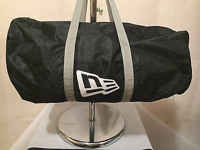 NFL Printed Nylon Zip Up Sports Bag by New Era