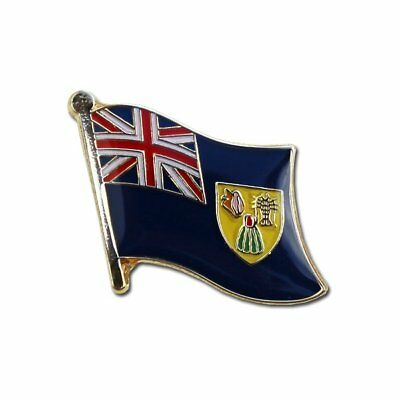 Flagline Turks and Caicos Flag Lapel Pin