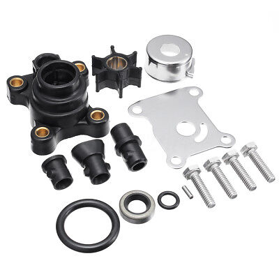 Water Pump Impeller Repair Kit 9.9 15 Hp Outboard For Johnson Evinrude 394711