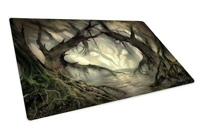 Ultimate Guard - Spielmatte Lands Edition - Sumpf 61x35cm Play Mat Spielmatte