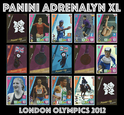 Panini Adrenalyn Xl London 2012 Olympics