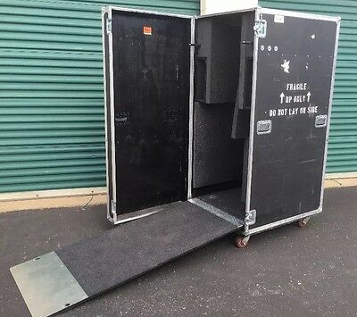 "Trade Performance Show Shipping Container Transit Case 76x45x32"" X-Large"