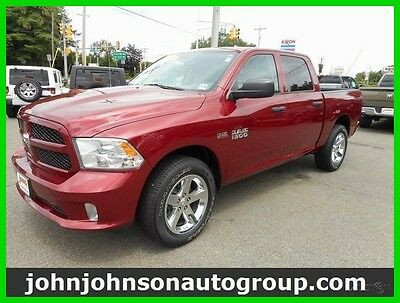 2014 Ram 1500 Express 2014 Express Used Certified 5.7L V8 16V Automatic 4WD Pickup Truck