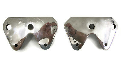 Mercruiser TR TRS Twin Outdrive Stainless Steel Dual Steering Mounting Brackets