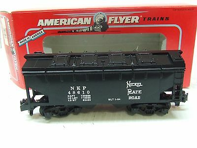 American Flyer Nickel Plate Road Covered Hopper 48610