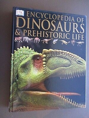 Encyclopedia of Dinosaurs and Prehistoric Life Hardcover