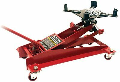 Torin Big Red TR4076 Roll Under Transmission Jack 1/2 Ton 1000 lb Capacity