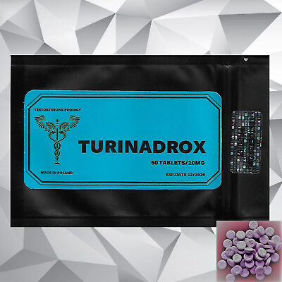 TURINADROX 50 tabs MEGA MASS MUSCLE BOOST NO SIDE EFFECTS
