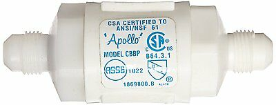 "3/8"" Apollo Carbonated Backflow Preventer"