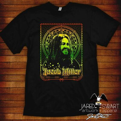 Jacob Miller T-Shirt Inner Circle Reggae Ska Rockers