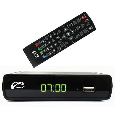 Digital TV Converter Box P19-106 Supports Full HD/USB With Remote Control