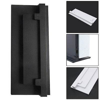 Vertical Stand Dock Holder Base For Xbox One S/XBOX ONE Slim Console White/Black