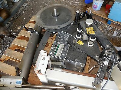 Lot Label-Aire Mdl. 2115Cd, S/n 0193860004, 115 Volt, With Label Stand