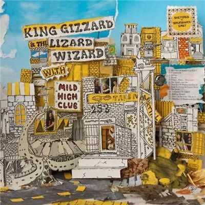 King Gizzard And The Lizard Wizard - Sketches Of Brunswick East (with Mild High